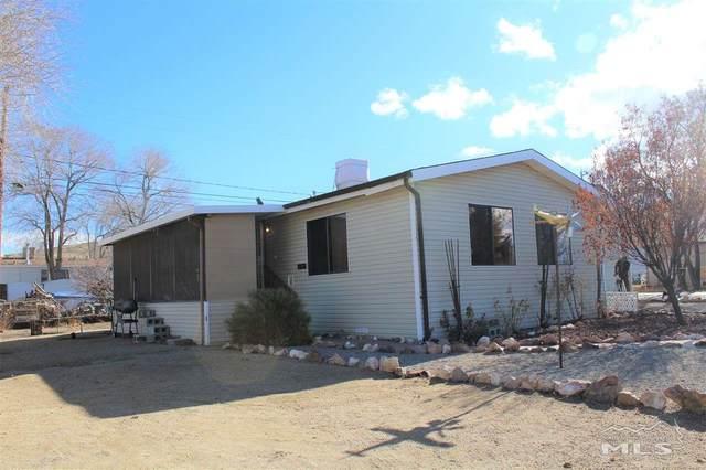 690 E 4th Street, Reno, NV 89433 (MLS #210000900) :: NVGemme Real Estate