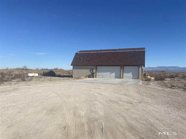 4704 Benson Lane, Fallon, NV 89406 (MLS #210000902) :: NVGemme Real Estate