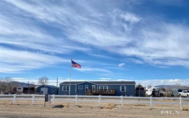 3615 Deodar, Silver Springs, NV 89429 (MLS #210000908) :: NVGemme Real Estate