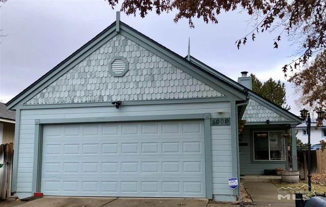 1656 Noreen Drive, Sparks, NV 89434 (MLS #210000913) :: NVGemme Real Estate