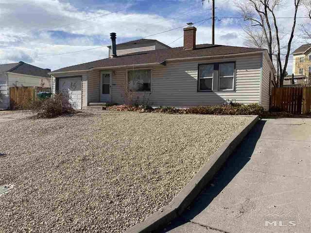 289 Bartlett St., Reno, NV 89512 (MLS #210000917) :: Ferrari-Lund Real Estate