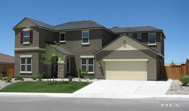 3063 Brachetto Loop, Sparks, NV 89434 (MLS #210000918) :: Colley Goode Group- eXp Realty