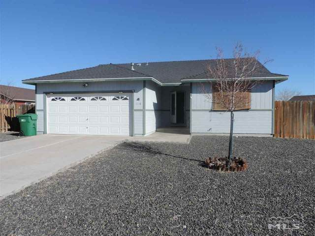1118 Reed, Fernley, NV 89408 (MLS #210000922) :: The Mike Wood Team