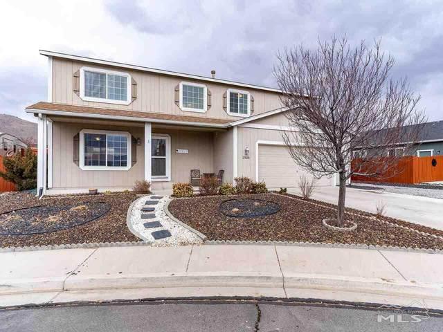 17635 Oak Brook, Reno, NV 89508 (MLS #210000924) :: Vaulet Group Real Estate