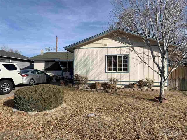 3200 Elaine Way, Sparks, NV 89431 (MLS #210000925) :: NVGemme Real Estate