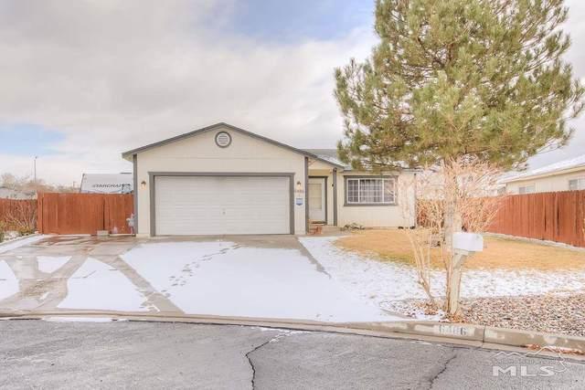 6486 Caddo Ct, Sun Valley, NV 89433 (MLS #210000929) :: Ferrari-Lund Real Estate