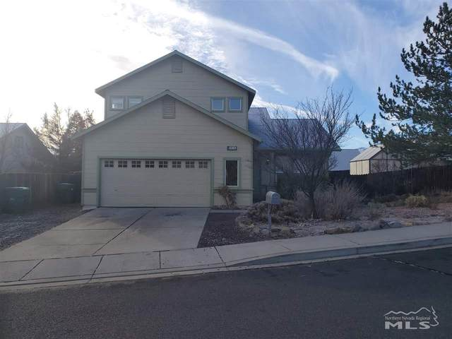 4010 Andrea St., Reno, NV 89503 (MLS #210000935) :: The Mike Wood Team