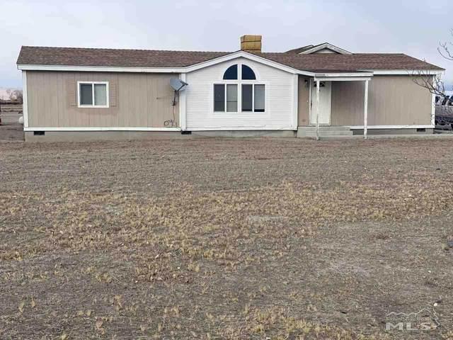 530 Rogers Rd, Lovelock, NV 89419 (MLS #210000936) :: NVGemme Real Estate