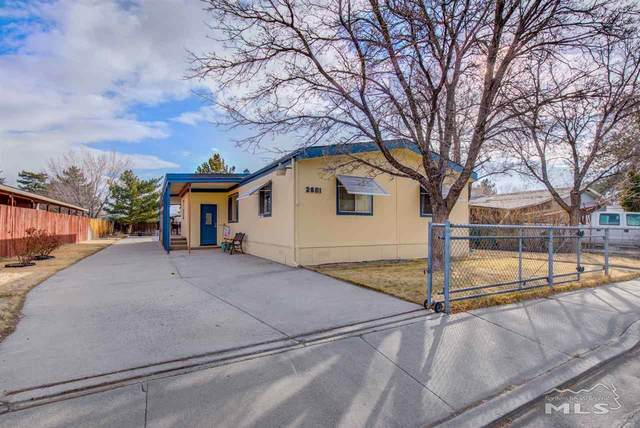 2601 Concord Dr, Carson City, NV 89706 (MLS #210000937) :: Colley Goode Group- eXp Realty