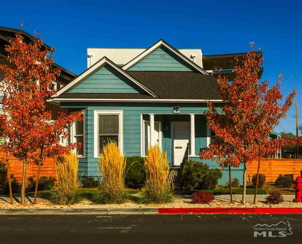 520 Sinclair, Reno, NV 89501 (MLS #210000942) :: NVGemme Real Estate