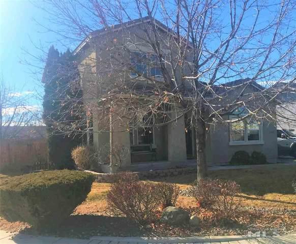 2785 Aristedes Dr, Sparks, NV 89436 (MLS #210000944) :: NVGemme Real Estate