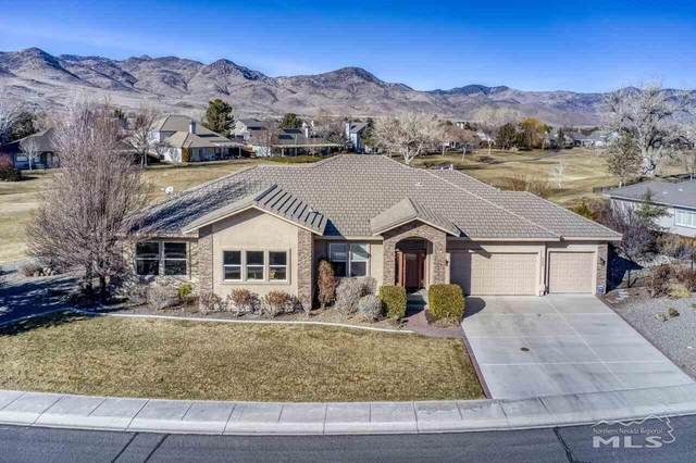 345 Bayhill Circle, Dayton, NV 89403 (MLS #210000947) :: Theresa Nelson Real Estate