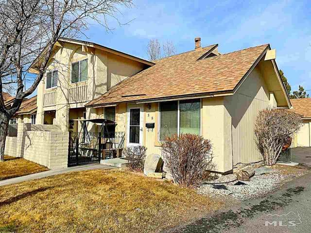 38 Condor, Carson City, NV 89701 (MLS #210000951) :: The Mike Wood Team