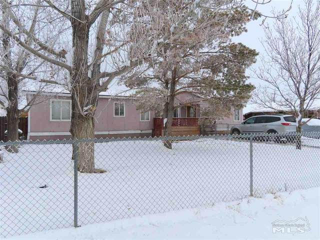 135 Carson Rd, Battle Mountain, NV 89820 (MLS #210000975) :: Vaulet Group Real Estate
