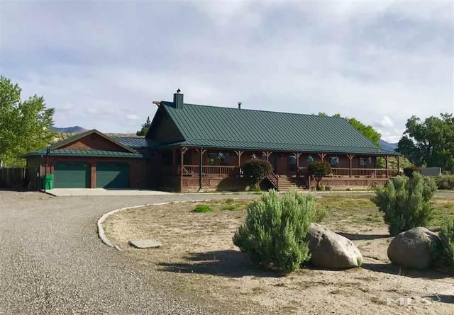 142 River Rd., Dayton, NV 89403 (MLS #210000977) :: NVGemme Real Estate