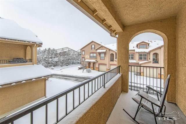 1325 S Meadows #122, Reno, NV 89521 (MLS #210000986) :: Ferrari-Lund Real Estate