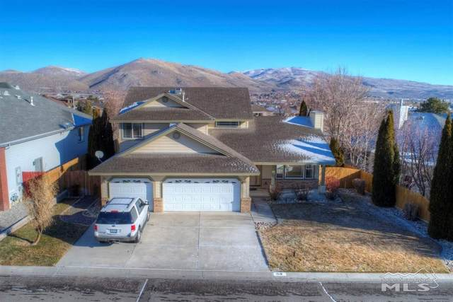 1518 Evergreen Drive, Carson City, NV 89703 (MLS #210001002) :: Vaulet Group Real Estate