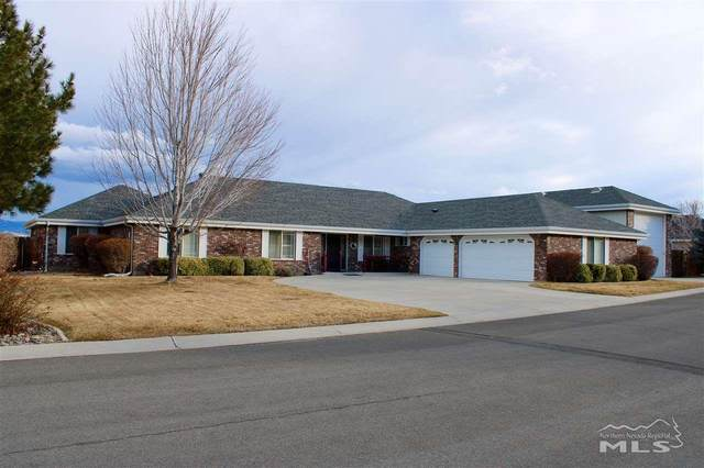 2565 Simons Ct, Carson City, NV 89703 (MLS #210001045) :: Morales Hall Group