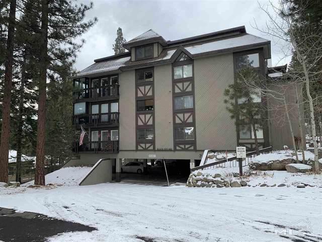 333 Ski Way #273, Incline Village, NV 89451 (MLS #210001067) :: NVGemme Real Estate