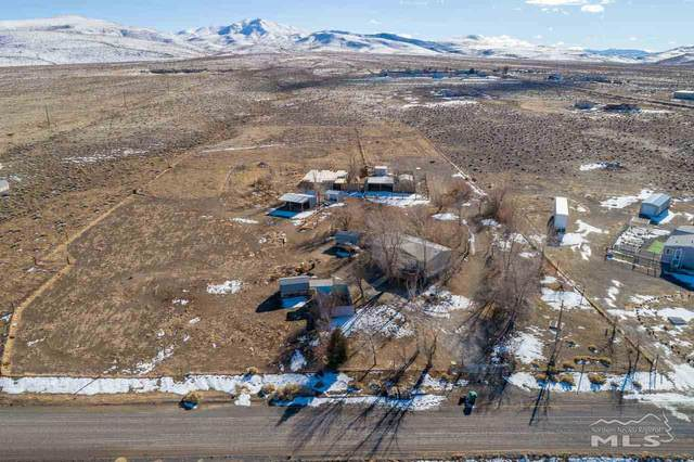 4845 W Quince, Silver Springs, NV 89429 (MLS #210001257) :: Theresa Nelson Real Estate