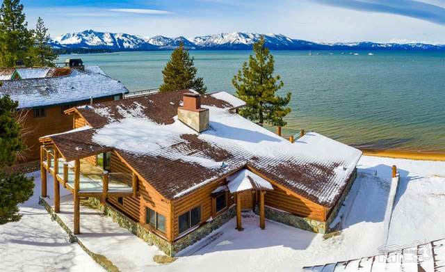 3819 Beach Rd, South Lake Tahoe, CA 96150 (MLS #210001267) :: Morales Hall Group