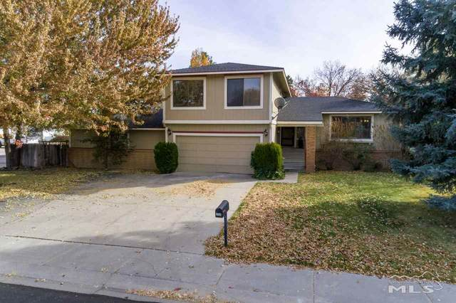 1599 Lucerne Street, Minden, NV 89423 (MLS #210001272) :: Vaulet Group Real Estate