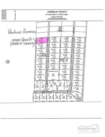 10480 Spur St, Winnemucca, NV 89445 (MLS #210001285) :: Chase International Real Estate