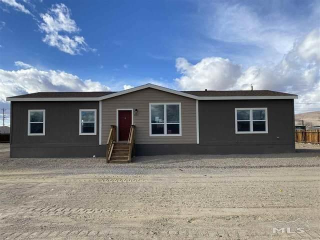 2715 Winnemucca St, Silver Springs, NV 89429 (MLS #210001327) :: Theresa Nelson Real Estate