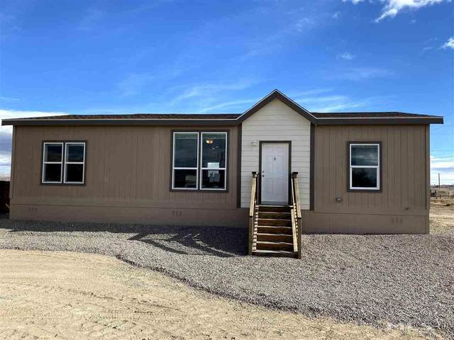 2600 Rawhide St, Silver Springs, NV 89429 (MLS #210001328) :: Theresa Nelson Real Estate