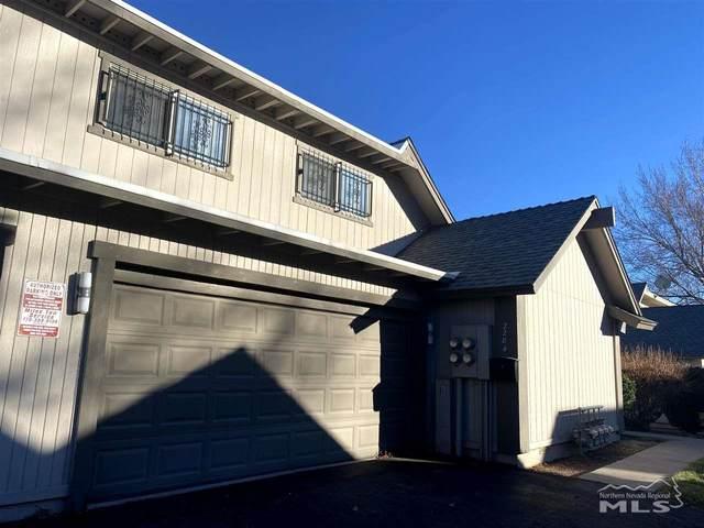 2284 Oppio Street, Sparks, NV 89431 (MLS #210001419) :: NVGemme Real Estate