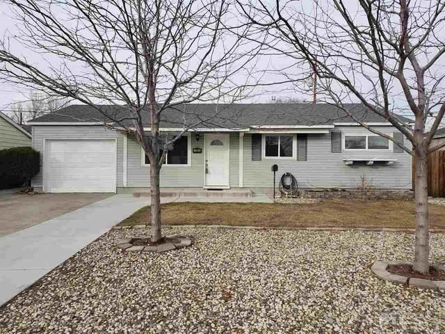 1380 Zephyr, Sparks, NV 89431 (MLS #210001518) :: NVGemme Real Estate