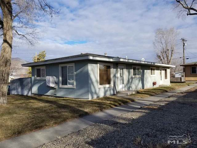 1625 & 1627 Harmony Road, Winnemucca, NV 89445 (MLS #210001529) :: NVGemme Real Estate