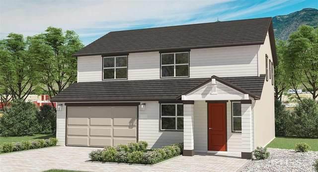 7714 Enclave Key Road Homesite 22, Reno, NV 89506 (MLS #210001534) :: NVGemme Real Estate