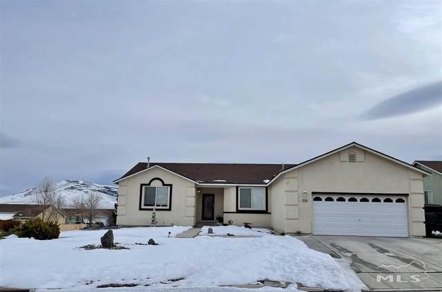 21130 Mount Lewis, Reno, NV 89508 (MLS #210001563) :: NVGemme Real Estate