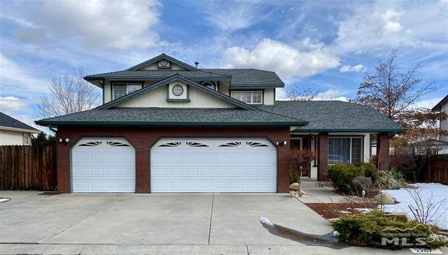 2267 Christmas Tree Drive, Carson City, NV 89703 (MLS #210001567) :: Morales Hall Group