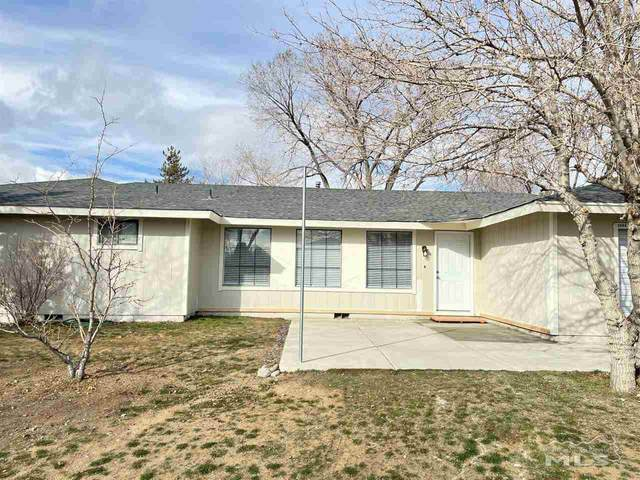 2880 Sherman Lane, Carson City, NV 89706 (MLS #210001600) :: NVGemme Real Estate