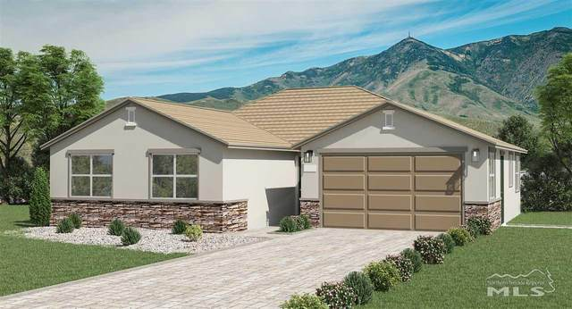 7730 Enclave Key Rd Homesite 26, Reno, NV 89506 (MLS #210001604) :: The Mike Wood Team