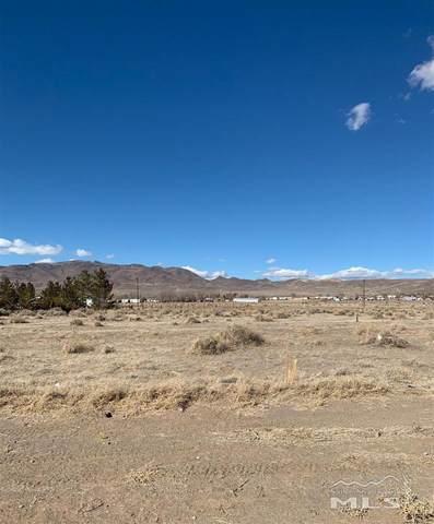 8350 Highway 50, Stagecoach, NV 89429 (MLS #210001621) :: NVGemme Real Estate