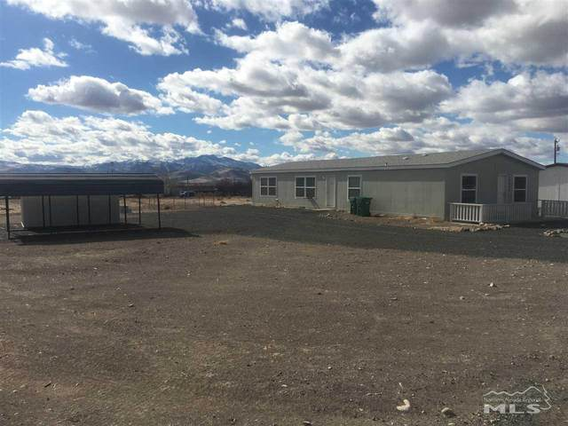 8465 Rusty B Circle #8465, Stagecoach, NV 89429 (MLS #210001649) :: NVGemme Real Estate