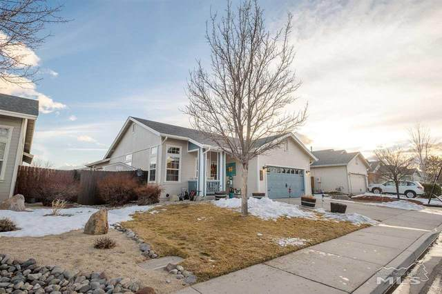 9936 Grand Falls Drive, Reno, NV 89506 (MLS #210001674) :: The Mike Wood Team