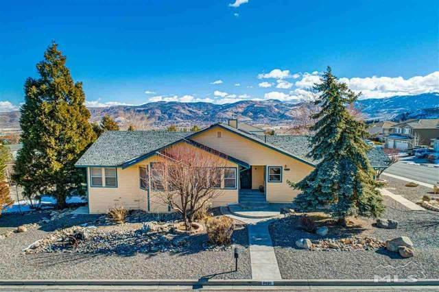 2430 Telluride, Reno, NV 89511 (MLS #210001678) :: NVGemme Real Estate