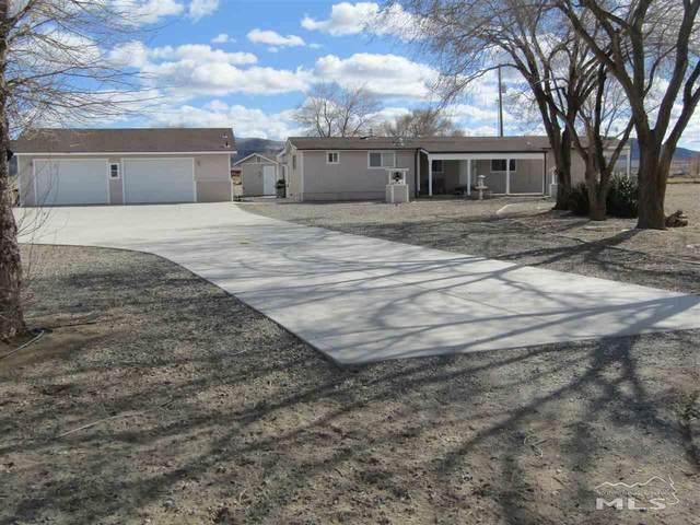 9 Holmes Ct., Yerington, NV 89447 (MLS #210001692) :: Chase International Real Estate