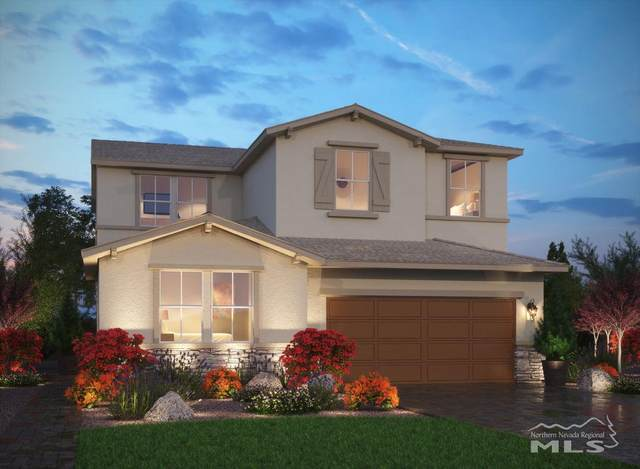 2817 Thistle Pine Ct Homesite 12, Reno, NV 89521 (MLS #210001722) :: The Mike Wood Team