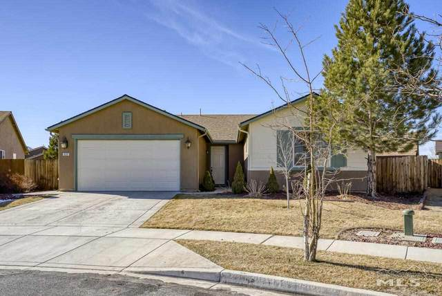 9235 Antonon Ct, Reno, NV 89506 (MLS #210001754) :: The Mike Wood Team