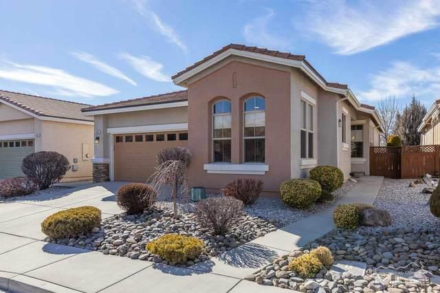 1461 Palermo Drive, Sparks, NV 89434 (MLS #210001761) :: Chase International Real Estate