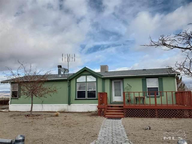 1965 Grouse St, Silver Springs, NV 89429 (MLS #210001804) :: NVGemme Real Estate