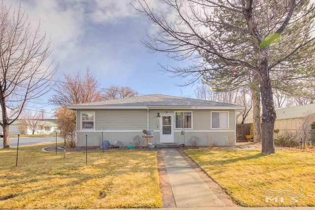 1719 N Division St, Carson City, NV 89703 (MLS #210001807) :: Vaulet Group Real Estate