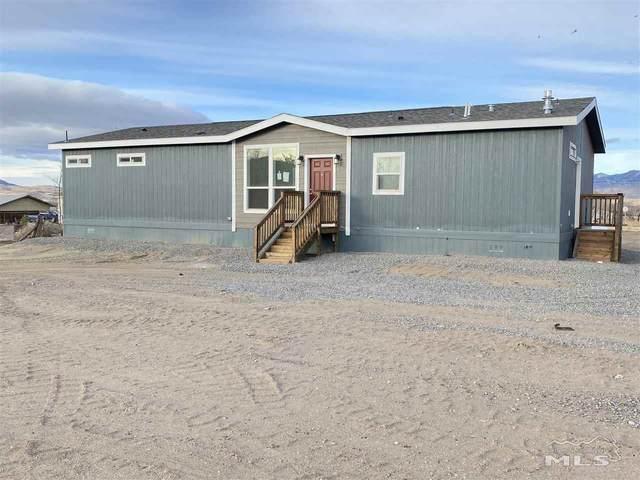 5255 Shoshone Dr, Stagecoach, NV 89429 (MLS #210001827) :: NVGemme Real Estate
