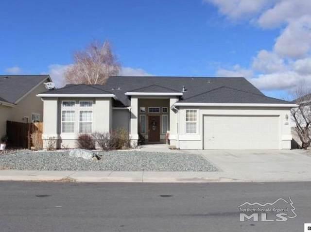 248 Corral Dr, Dayton, NV 89403 (MLS #210001832) :: NVGemme Real Estate