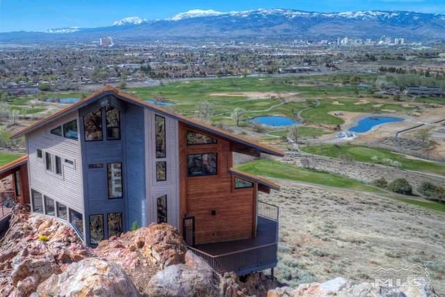 5334 Valley Vista Way, Sparks, NV 89431 (MLS #210001840) :: NVGemme Real Estate